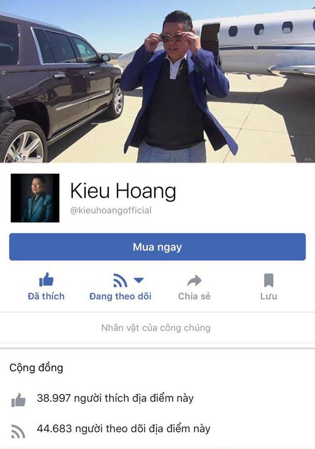 Công khai yêu Ngọc Trinh chưa đầy 1 tháng, Fanpage được cho là của Hoàng Kiều đã nhảy vọt lượng tương tác - Ảnh 1.
