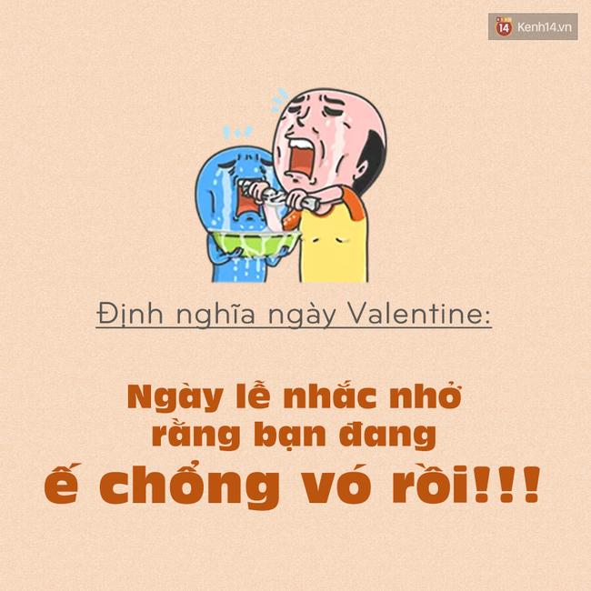 Những nỗi niềm nào ai thấu của Hội không gấu trong ngày Valentine