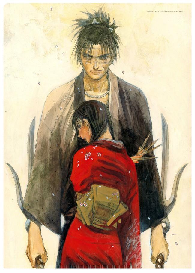 """Takuya Kimura trở lại sau 10 năm """"gác kiếm"""", viết huyền thoại mới về samurai - Ảnh 1."""