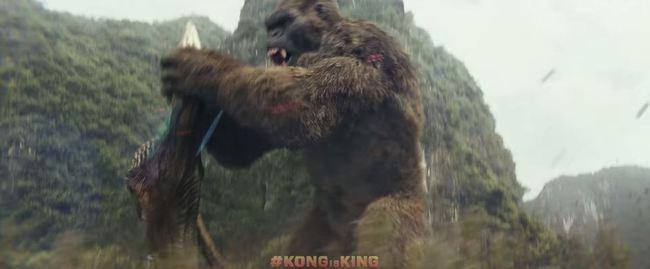 Kong cùng loài người chống lại bọn quái vật trong trailer cuối cùng - Ảnh 2.
