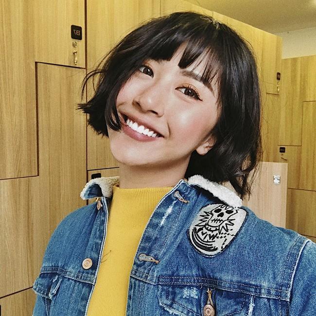 Quỳnh Anh Shyn bỗng cắt tóc tiên nữ cử tạ siêu xinh, xu hướng tóc bob ngắn cũn sắp hot rồi! - Ảnh 1.