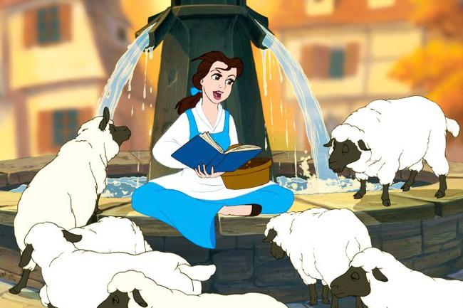 Bí mật đằng sau những bài hát của Beauty and the Beast - Ảnh 1.