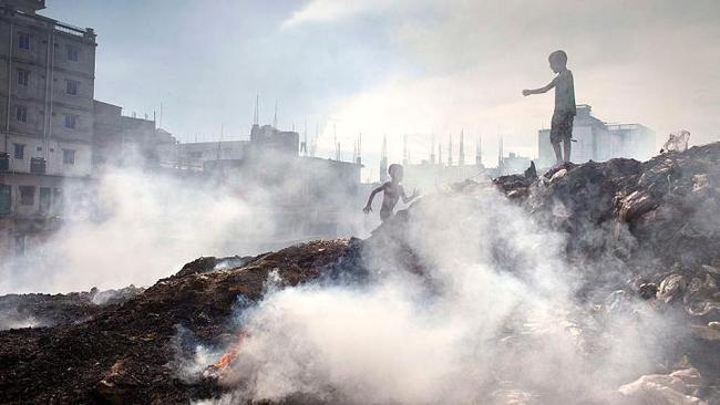 Những bức ảnh sẽ khiến bạn rùng mình trước thực trạng ô nhiễm môi trường trên toàn thế giới - ảnh 1