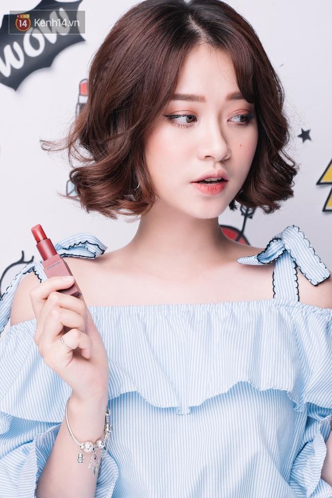 Hot girl Mai Anh bật mí 4 màu son cam siêu đẹp cô nàng hay dùng nhất - Ảnh 7.