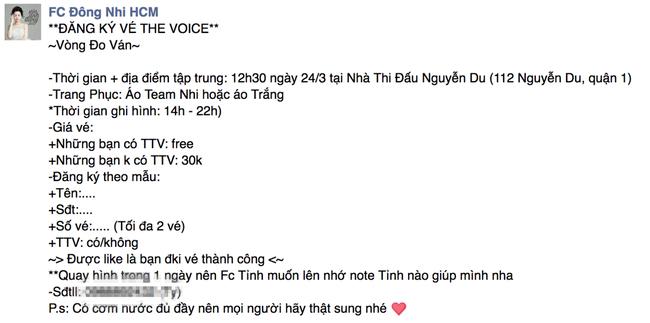 Phía Đông Nhi khẳng định không có chuyện thuê fan cổ vũ tại Giọng hát Việt! - Ảnh 3.