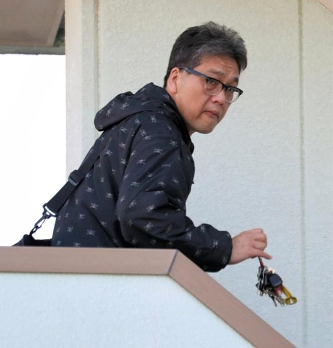 Hình ảnh nghi phạm liên quan vụ bé gái người Việt bị sát hại ở Nhật - Ảnh 1.