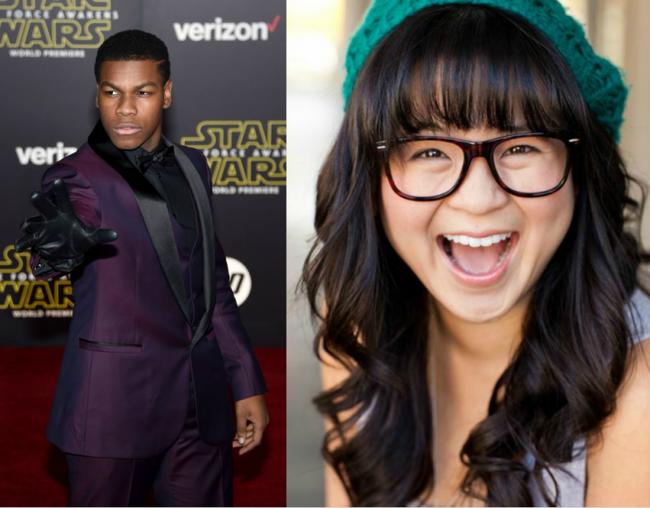 Gặp gỡ diễn viên gốc Việt Kelly Marie Tran - Gương mặt mới của Star Wars - Ảnh 1.