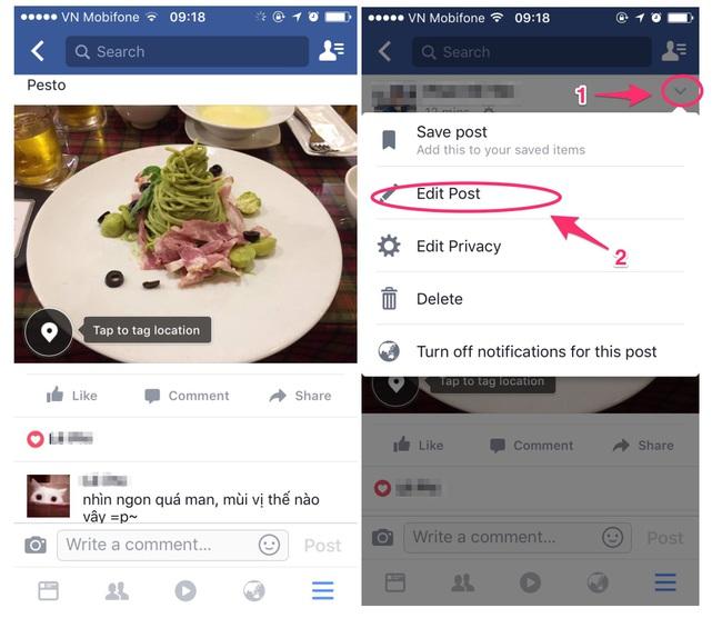 Lỡ post nhầm ảnh sống ảo trên Facebook, đây là cách để bạn thay mà không bị mất like