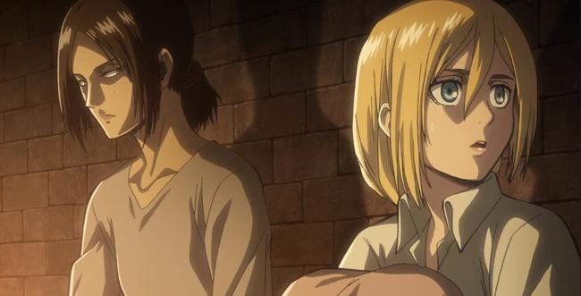 Attack on Titan 2: Không chỉ Eren và Annie có thể biến thành Titan - Ảnh 1.