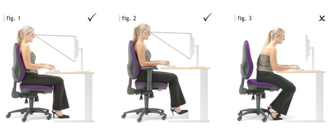 4 thói quen dân văn phòng nào cũng mắc phải nên rước hàng tá bệnh vào người - Ảnh 1.