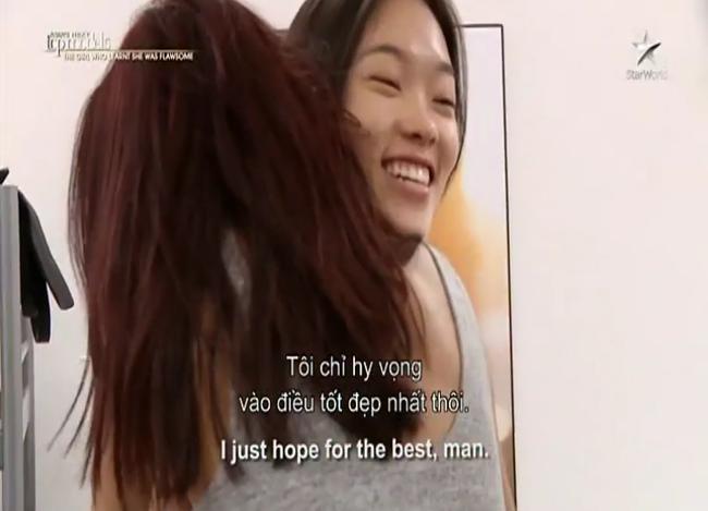 Minh Tú dẫn đầu Next Top châu Á, khóc nức nở khi chia tay bạn thân - Ảnh 7.
