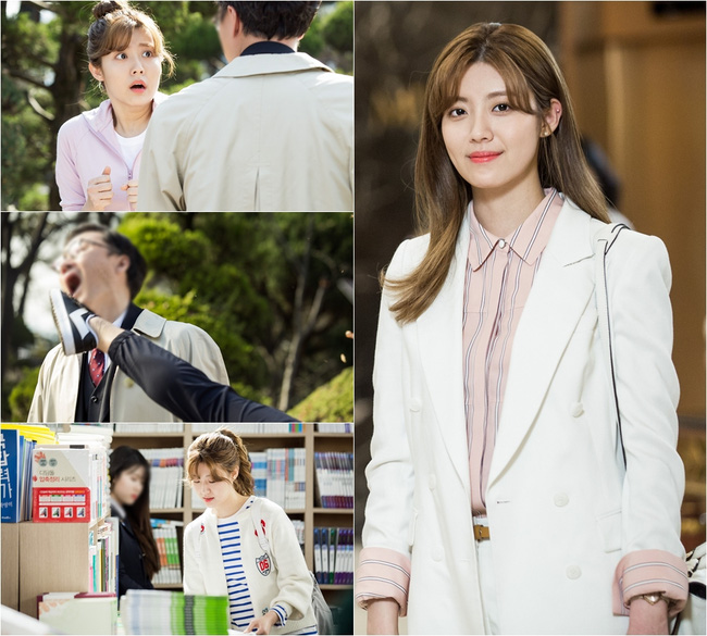 Cặp kè nữ thần mặt đơ, Thủy thần Nam Joo Hyuk lại càng đẹp trai - Ảnh 8.