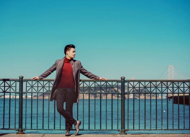 Ca sĩ Quang Dũng mất 2 năm thực hiện album các tình khúc nhạc Pháp - Ảnh 2.