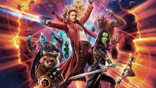 Phòng vé Bắc Mỹ điên đảo vì độ cute của Guardians of the Galaxy Vol. 2 - Ảnh 2.
