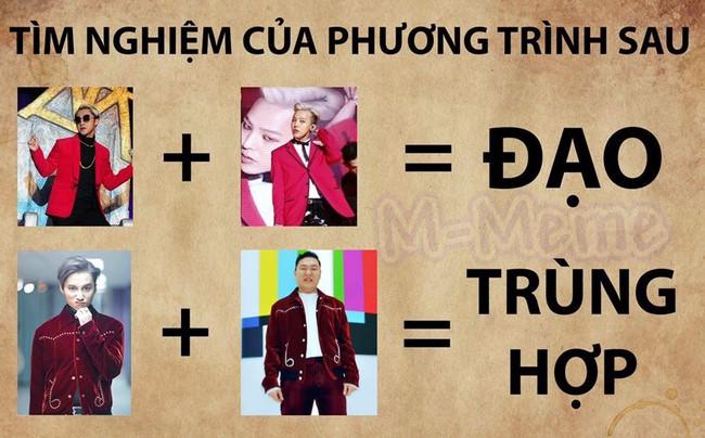 Fan Việt hả hê khi Psy đụng hàng Sơn Tùng M-TP - Ảnh 3.