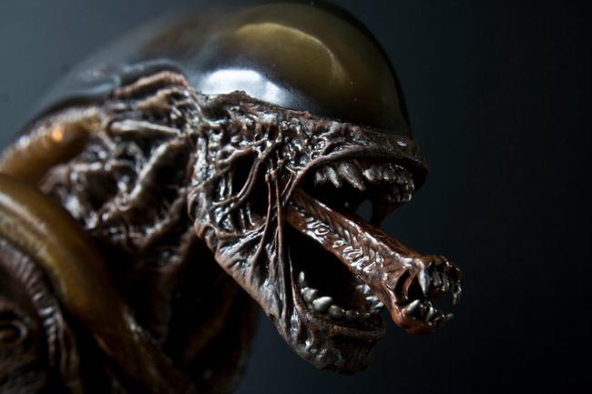 Bí ẩn đứng sau tạo hình khủng khiếp của Alien - Ảnh 1.