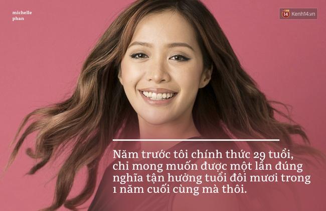 Lí do Michelle Phan giải thích việc biến mất đã thức tỉnh nhiều cô gái: Thật giàu hay thật nhiều tiền cũng chẳng để làm gì! - Ảnh 4.