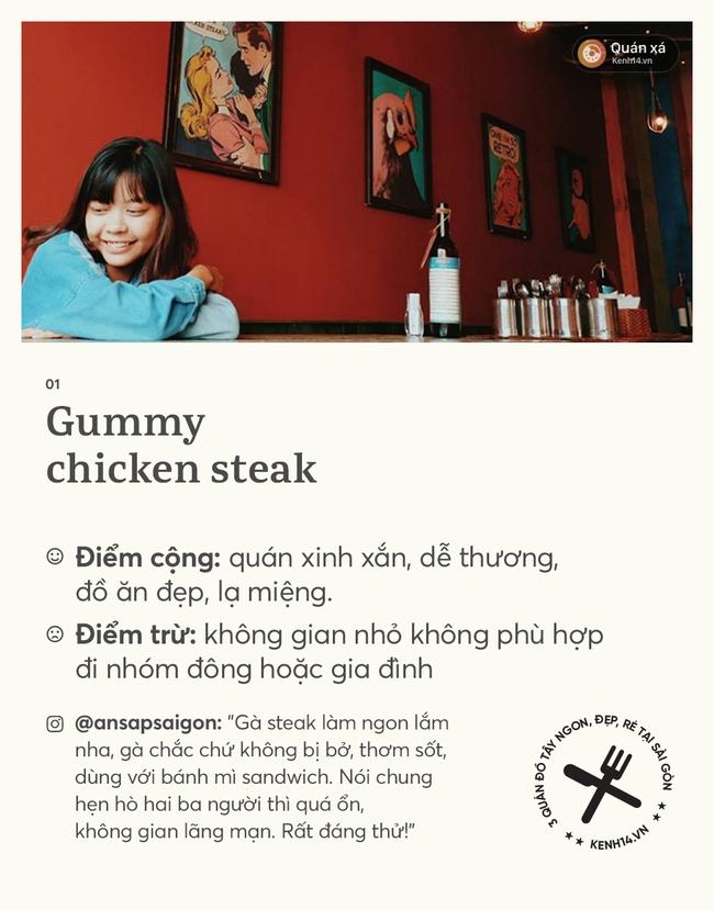 Sài Gòn: Ngày cuối kỳ nghỉ lễ, tụ tập đi ăn steak ngon - rẻ ở 3 quán xinh xắn này nhé - Ảnh 2.