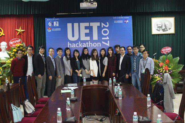 Khai mạc UET Hackathon 2017 - Nơi các anh tài công nghệ được hội tụ và thỏa sức sáng tạo - Ảnh 13.