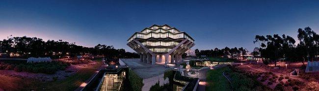 19 thư viện có kiến trúc tuyệt đẹp tại Mỹ - Ảnh 1.
