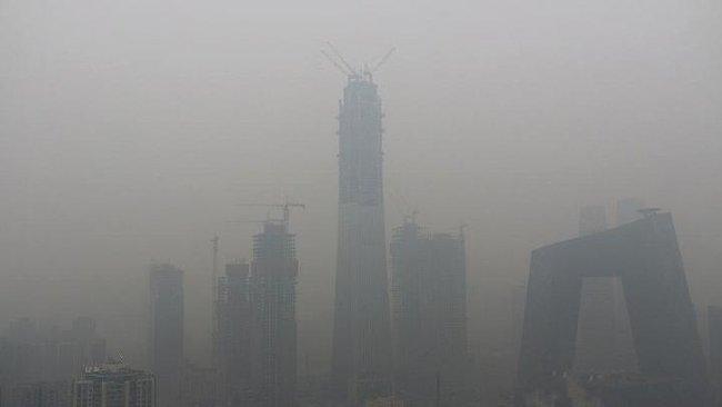 Những bức ảnh sẽ khiến bạn rùng mình trước thực trạng ô nhiễm môi trường trên toàn thế giới - ảnh 10
