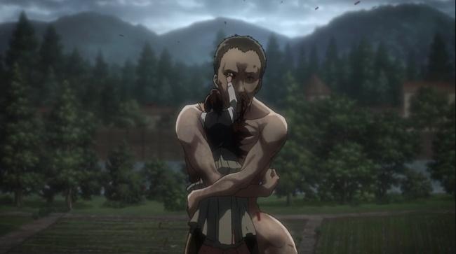 Attack on Titan 2: Cô nàng háu ăn Sasha Braus suýt mất mạng - Ảnh 9.