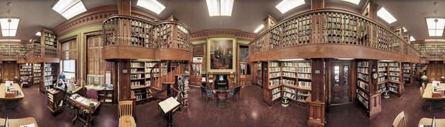 19 thư viện có kiến trúc tuyệt đẹp tại Mỹ - Ảnh 10.