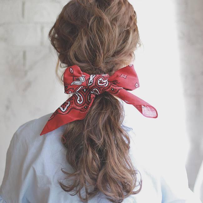 10 kiểu tóc xinh lung linh bạn có thể diện từ sáng tới tối mà vẫn đẹp dịp Tết - Ảnh 9.