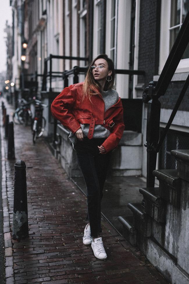 Làm sao để mặc đẹp được như thế? Phát ghen với street style nổi bần bật của giới trẻ thế giới - Ảnh 10.
