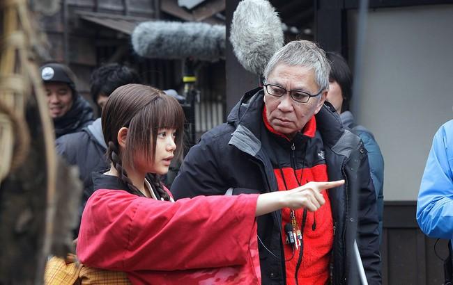 """Takuya Kimura trở lại sau 10 năm """"gác kiếm"""", viết huyền thoại mới về samurai - Ảnh 12."""