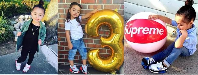 Mới 4 tuổi, cô nhóc này đã sở hữu hàng chục đôi sneakers đình đám khiến người lớn phải kiêng dè - Ảnh 8.