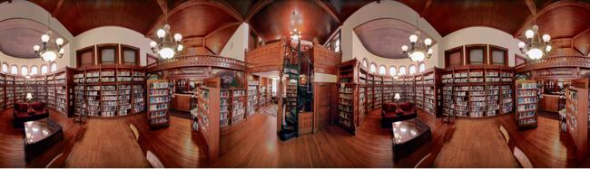 19 thư viện có kiến trúc tuyệt đẹp tại Mỹ - Ảnh 11.