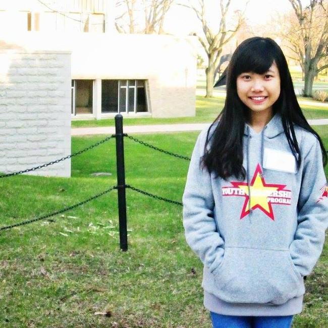 Nữ sinh Lào Cai đầu tiên vào ĐH Stanford với học bổng 6,5 tỷ đồng - Ảnh 6.