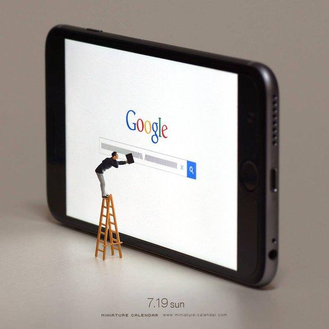 14 mô hình sắp đặt ấn tượng kết hợp từ smartphone - Ảnh 13.