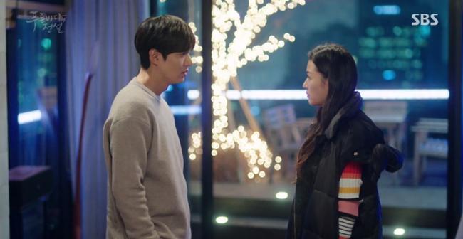 Huyền Thoại Biển Xanh: Gặp anh trai và bạn gái mình ăn mảnh, đố bạn Lee Min Ho nói gì? - Ảnh 15.