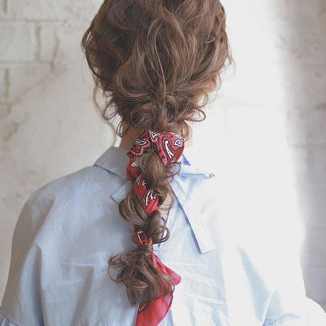 10 kiểu tóc xinh lung linh bạn có thể diện từ sáng tới tối mà vẫn đẹp dịp Tết - Ảnh 10.