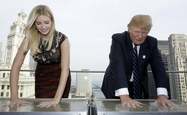 Từ cô con gái nhà giàu đến đệ nhất tiểu thư Mỹ: Cuộc sống sang chảnh từ trứng nước của Ivanka Trump - ảnh 12