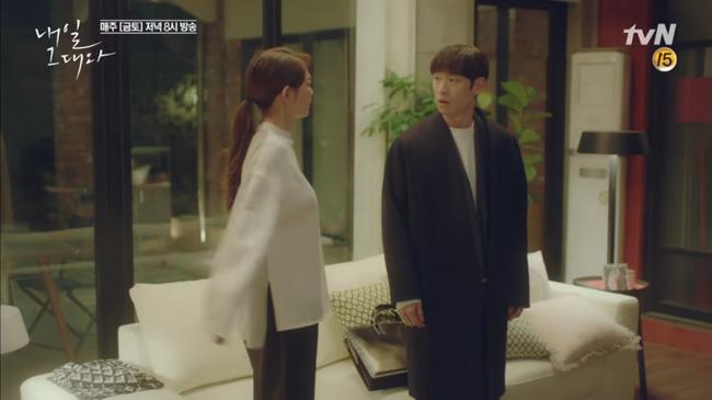 """""""Tomorrow With You"""": Thót tim vì Shin Min Ah tự """"chui đầu vào rọ"""" - Ảnh 2."""