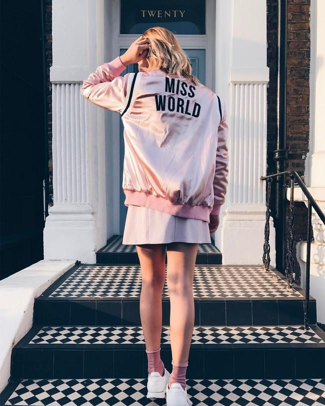 Cùng ngắm street style của giới trẻ thế giới để tạo cảm hứng phối thời trang hình 11