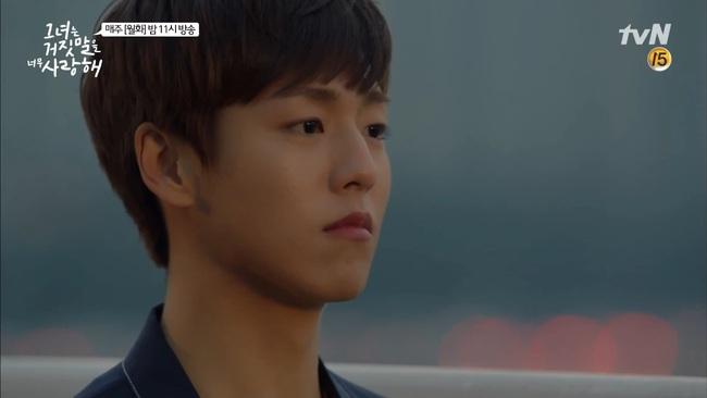 """""""Liar And Lover"""": Chuyện tình như... cái bùng binh của Lee Hyun Woo và Joy lại tái diễn - Ảnh 16."""