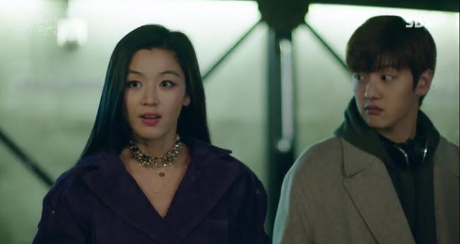 Huyền Thoại Biển Xanh: Đây là tiên cá Jeon Ji Hyun trong lần đầu đi quẩy! - Ảnh 6.
