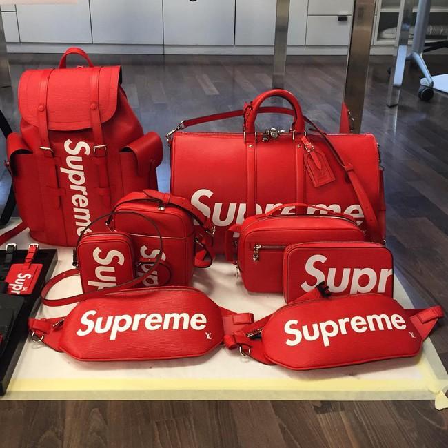 Louis Vuitton x Supreme - BST hàng hiệu xa xỉ mang đẳng cấp dân chơi đang khiến giới thời trang dậy sóng - Ảnh 14.
