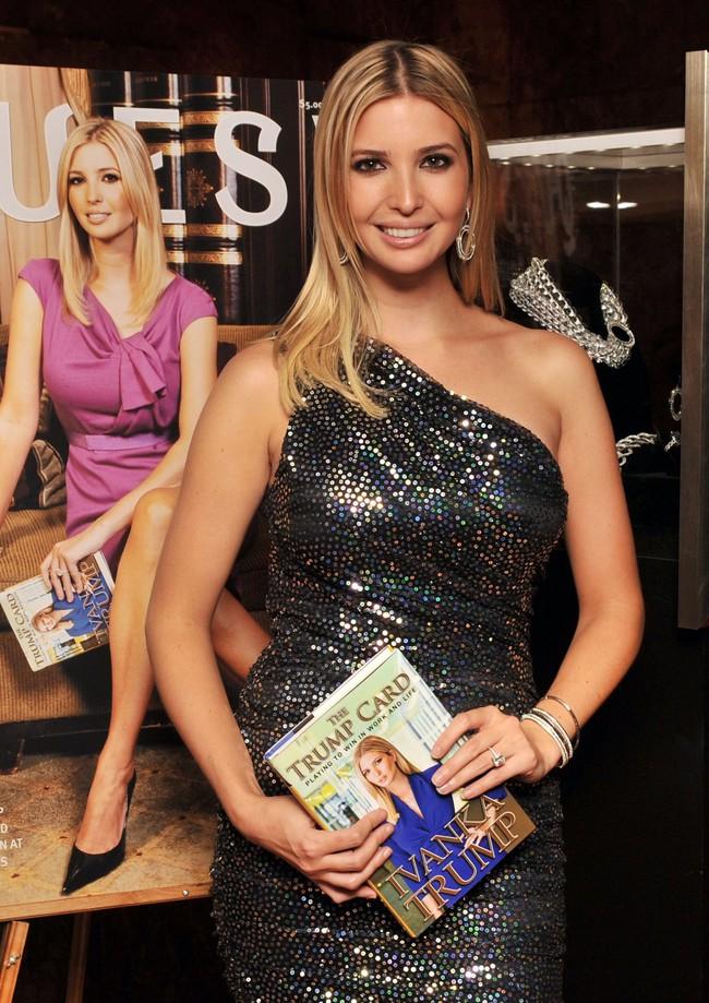Từ cô con gái nhà giàu đến đệ nhất tiểu thư Mỹ: Cuộc sống sang chảnh từ trứng nước của Ivanka Trump - ảnh 13