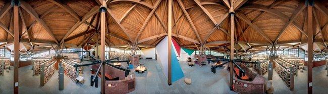 19 thư viện có kiến trúc tuyệt đẹp tại Mỹ - Ảnh 13.