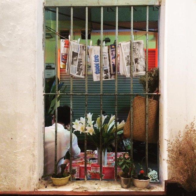 Ở ngay những khu phố Tây ồn ã, cũng có những quán cafe bình yên và xinh xắn như thế! - Ảnh 22.