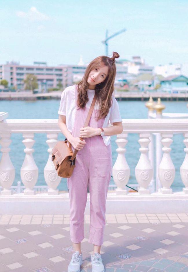Nữ sinh Thái Lan nổi tiếng vì có gương mặt giống Yoona (SNSD) - ảnh 9