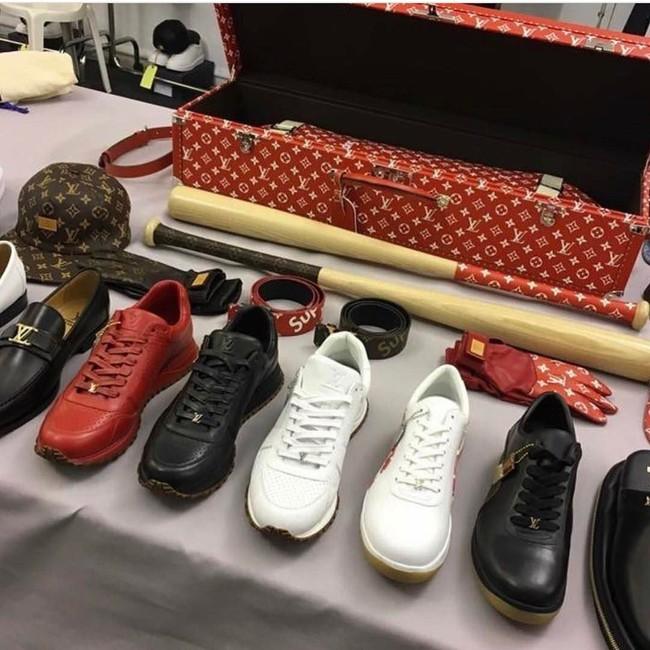 Louis Vuitton x Supreme - BST hàng hiệu xa xỉ mang đẳng cấp dân chơi đang khiến giới thời trang dậy sóng - Ảnh 15.
