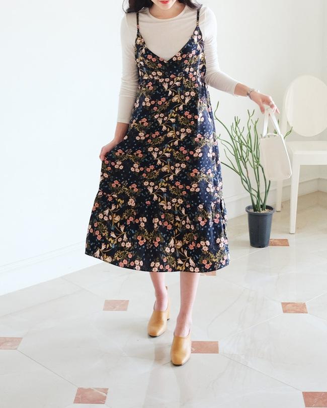 Mùa mặc váy hoa lại đến rồi chị em ơi, xem trend váy hoa năm nay có gì hot nào! - Ảnh 13.