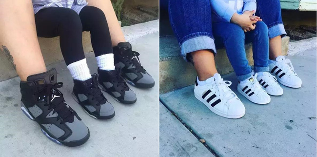 Mới 4 tuổi, cô nhóc này đã sở hữu hàng chục đôi sneakers đình đám khiến người lớn phải kiêng dè - Ảnh 14.