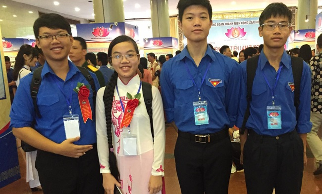 Cô gái vàng môn Vật lý Việt giành học bổng hiếm của Viện công nghệ số một thế giới - Ảnh 4.